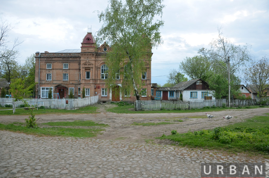 Палац Раковських у Липовецькому районі